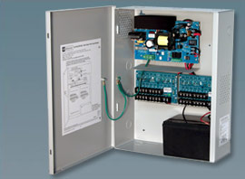 AL1012ULXPD16CB POWER SUPPLY, 12VDC 16 OUTPUTS