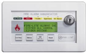 LCD-80F  REMOTE ANNUNCIATOR, 80 CHARACTER