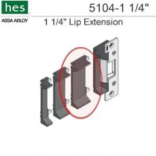 "5104-1-1/4"" LIP EXT 5000 SERIE"
