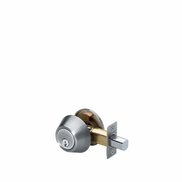 DSO0615KA4S SC1 SINGLE CYLINDER DEADBOLT BOX PACK