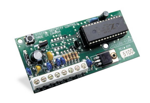 PC5100 POWER SERIES 32 ZONE ADDRESSABLE MODULE