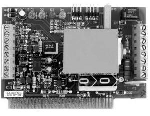 CM-150-08 CONTROL MODULE CARD FOR ELR POWER SUPPLY