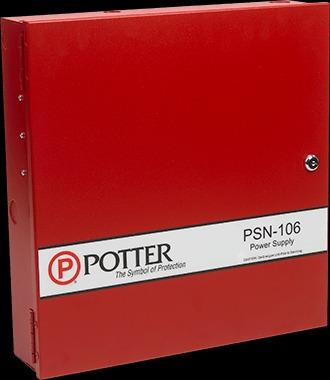 PSN-106  10 AMP 6 NAC POWER SUPPLY