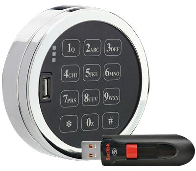 3006-102 AUDIT SAFE LOCK