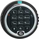 2007-102 SAFE LOCK TITAN D-DRIVE W/KEYPAD (KIT)