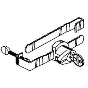 MFWSG23000  UC KA380 SHOWCASE LOCK