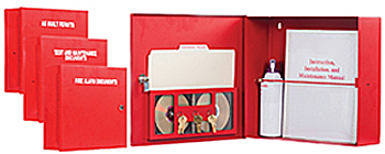 BW-DOCBOX DOCUMENT BOX FOR FIRE SYSTEM