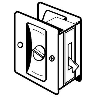 333-15 PRIVACY POCKET DR LOCK