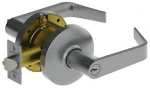 3553-US3-WTN 2-3/4 SCC ENTRY LEVER LOCKSET GR2