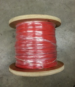 FPL1404 1M SPOOL 14/4 FIRE RATED WIRE
