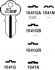 CG2/1041GA KB  (# CG2)