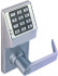"DL2700WP-26D ""T2"" PUSHBUTTON LOCK WEATHERPROOF"