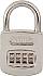 160/50C COMBINATION LOCK