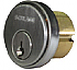 "20-001-C-626 1-3/4"" MORTISE CYLINDER EX. LONG"