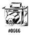 """0666-4 4T37526 7/8"""" LOCK   (d)"""