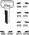 YH45/X107 KB