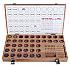 BWB108 BEST ONLY PINNING KIT A2  WOODEN BOX