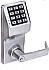 DL2800-26D TRILOGY LOCK W/ AUDIT TRAIL, TIME ZONES