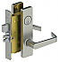 3853E-26D-WTN 2-3/4 LC ENTRY LEVER MORTISE