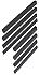 SFP-1/2BK-8  FILLER PLATE