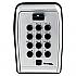 5423D WALL-MOUNT MECHANICAL PUSH BUTTON LOCK BOX