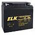 ELK12180 (PS12180) BATTERY-RECHG 12V-18 Ah