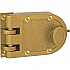 1200-04-02-41 JIMMYPROOF LOCK SINGLE CYLINDER