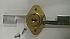 2204B DOUBLE THROW BOLT DRAWER LOCK KD (D)