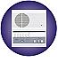 LEF-5 SELECTIVE CALL INTERCOM MASTER STATION