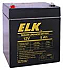 ELK1250(PS1250) 12V 5.0 AH BATTERY