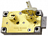 4440-070 RH PREP 4 SAFE DEPOSIT LOCK DOUBLE NOSE