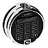 6120-411 BIOMETRIC SAFE LOCK W/KEYPAD