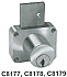 C8178-26D KD DRAWER LOCK