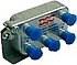 HS-VH400 CONCOURSE 4 CHANNEL VIDEO SPLITTER (D)