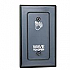 CM-324/3 SURE-WAVE HANDS-FREE SWITCH - SGL GANG