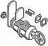 MFW23118 221 CAM LK KIT 1-1/8