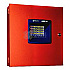 MS-4  FIRE ALARM CONTROL PANEL, 4-ZONE