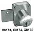 """C8173-26D 915 7/8"""" DOOR LOCK"""