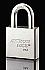 A5261 25553 PADLOCK 5PN STEEL (d)