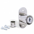 1001 HL301 SLIDE DOOR LOCK (d)