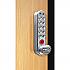 KL1007SG CABINET LOCK-SILVER GREY