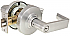 D50PD-RHO-626 LEVER LOCK - PUSHBUTTON I/S