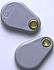 PSK-3 KEY RING PROX TAG,PYRAMID