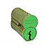 1CC7A2 CONSTRUCTION CORE - LESS KEYS (GREEN)