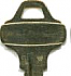 35-009-C145 EVEREST KEY BLANK
